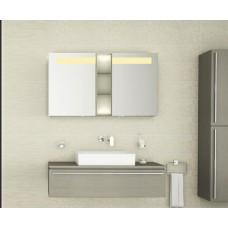 Bad Spiegelschrank mit Beleuchtung Atlas BDB001