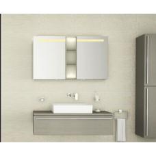 Bad Spiegelschrank mit Beleuchtung Quarq BDB002