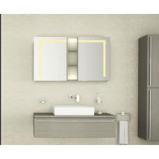 Bad Spiegelschrank mit Beleuchtung Kanas BDB003