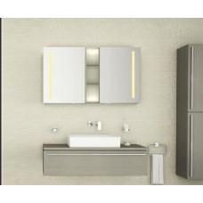 Bad Spiegelschrank mit Beleuchtung Radee BDB004
