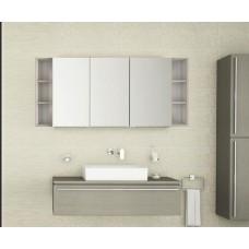 Bad Spiegelschrank mit Beleuchtung Ovlea BDB006