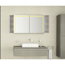 Bad Spiegelschrank mit Beleuchtung Polory BDB011