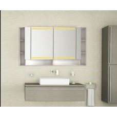 Bad Spiegelschrank mit Beleuchtung Arof BDB014
